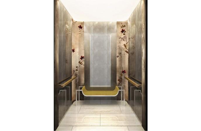 ساختار آسانسور